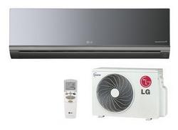 Ar Condicionado Split 8500 BTU/s Quente/Frio 220V LG Libero Art Cool Inverter AS-W092BRWO