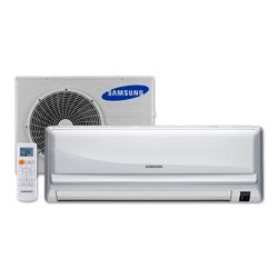 Ar Condicionado Split 12000 BTU/s Quente/Frio 220V Samsung Max Plus AQ12UWBV-XAZ