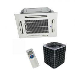 Ar Condicionado Split Cassete 46000 BTU/s Quente/Frio 220V Trif�sico Carrier 40KWQA048515LC