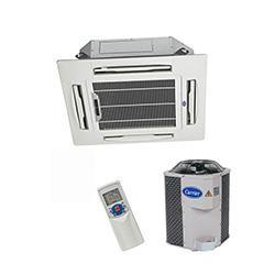 Ar Condicionado Split Cassete 36000 BTU/s Quente/Frio 220V Bif�sico Carrier 40KWQC36C5
