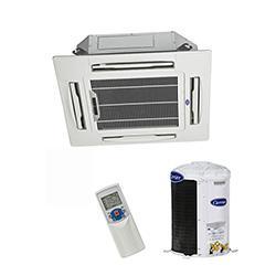 Ar Condicionado Split Cassete 18000 BTU/s Frio 220V Bif�sico Carrier 40KWCC18C5