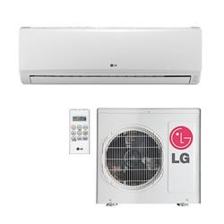 Ar Condicionado Split 7500 BTU/s Quente/Frio 220V LG Smile TSNH072W4W0