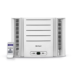 Ar Condicionado Janela 7500 Btu / S Frio 110v Springer Duo Eletronico QCE078RB