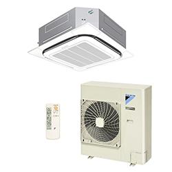 Ar Condicionado Split Cassete 30000 BTU/s Quente/Frio 220V Daikin Inverter Sky Air SCQ30AVL