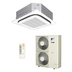 Ar Condicionado Split Cassete 48000 BTU/s Quente/Frio 220V Daikin Sky Air Inverter SCQ48AVL