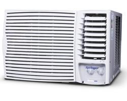 Ar Condicionado Janela 19000 BTU/s Quente/Frio 220V Springer Silentia Mec�nico ZQA195BB