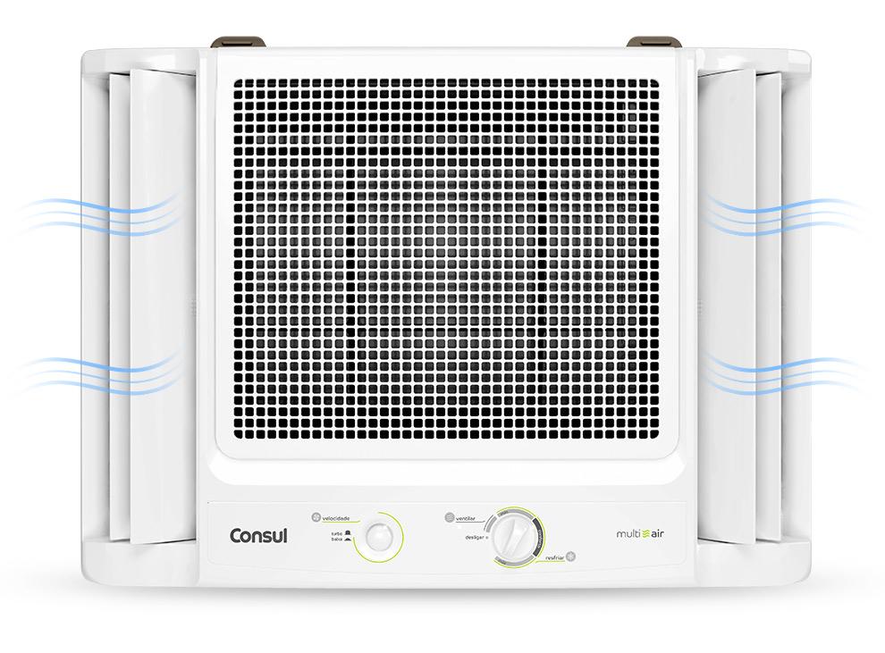 Ar Condicionado Janela 10000 Btuh Frio 220V Consul Manual