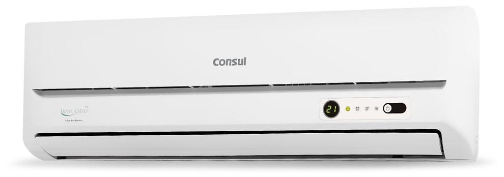 Ar Condicionado Split Consul 12000 Quente-frio