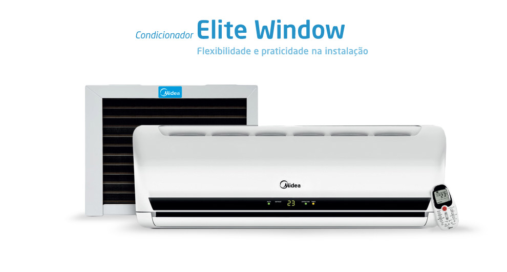 Ar Condicionado Split Elite Window 9000 BTUh Frio 220V