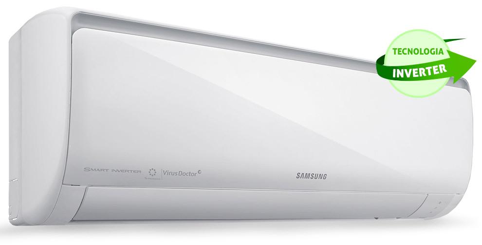 Ar Condicionado Split Inverter Samsung 9000 BTUs Frio